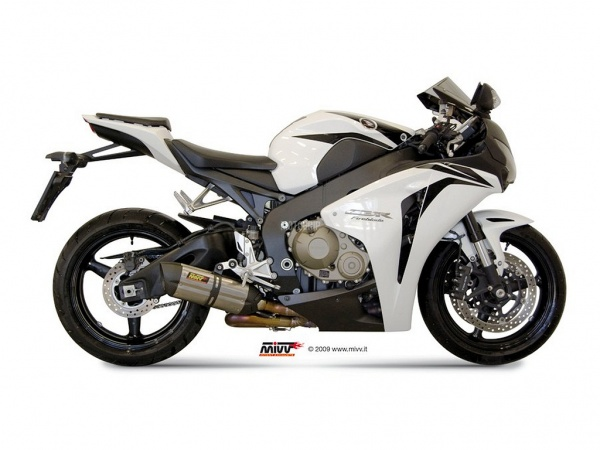 MIVV Honda Auspuff Suono CBR 1000 RR ab 2008 bis 2013