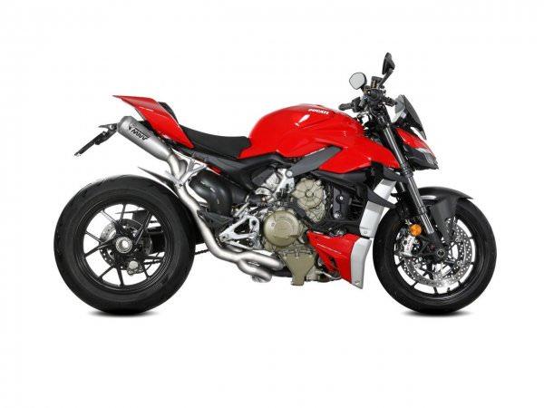 MIVV Ducati Streetfighter V4 Komplettanlage X-M1 ab 2020