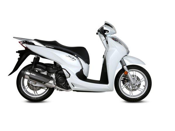 Honda SH 300 Rollerauspuff