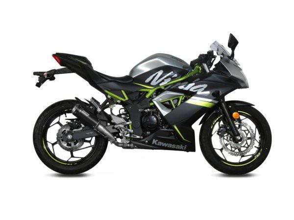 MIVV Kawasaki NINJA 125 Auspuff MK3 ab 2019