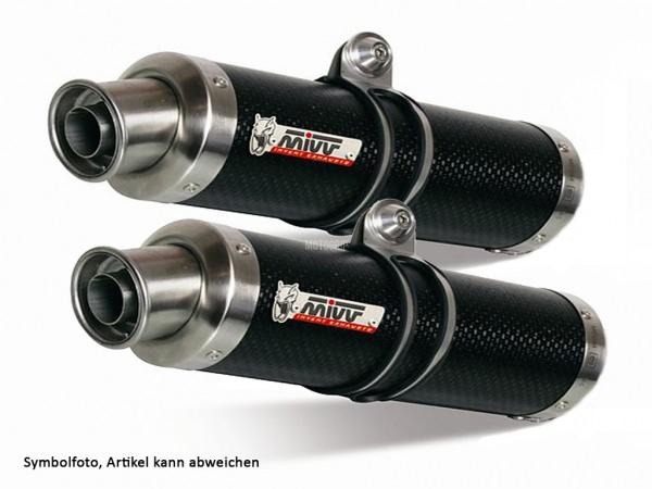 MIVV KTM Round LC8 950 SUPERMOTO R ab 2005 bis 2006