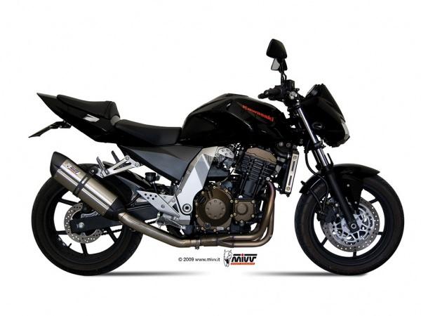 MIVV Kawasaki Auspuff Suono Z 750 ab 2004 bis 2006