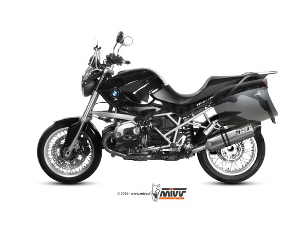 MIVV BMW Auspuff Speed Edge R 1200 R ab 2011 bis 2014