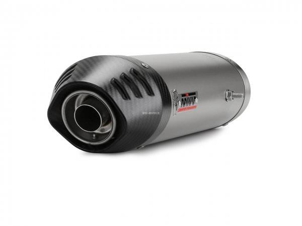 MIVV Honda Auspuff Oval Underseat CBR 600 RR ab 2003 bis 2004
