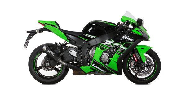 Kawasaki Auspuff MIVV GP Pro ZX10R