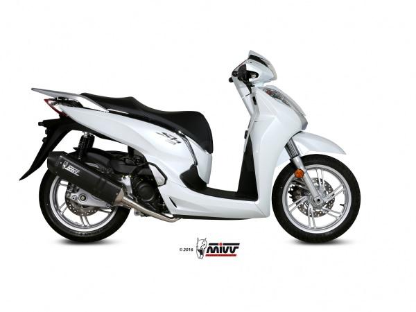 Honda SH 300 Auspuff