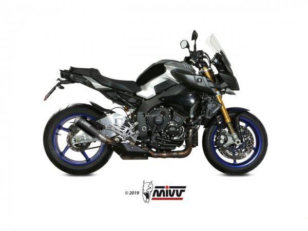 MIVV Yamaha MT-10 Auspuff MK3 ab 2016