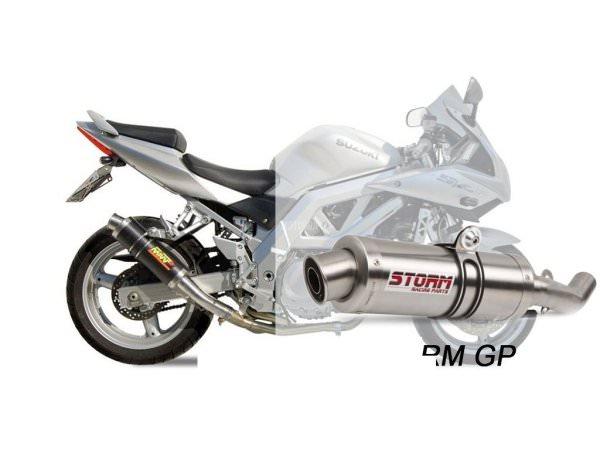 STORM GP Suzuki SV 650 Auspuff 2003 bis 2003