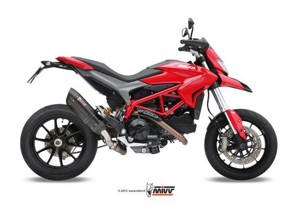 MIVV Ducati Auspuff Suono HYPERMOTARD 821 ab 2013
