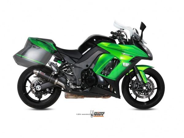 MIVV Kawasaki Auspuff GP Z 1000 ZX ab 2014