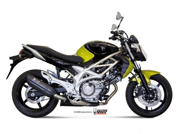 MIVV Suzuki Auspuff Suono GLADIUS ab 2009