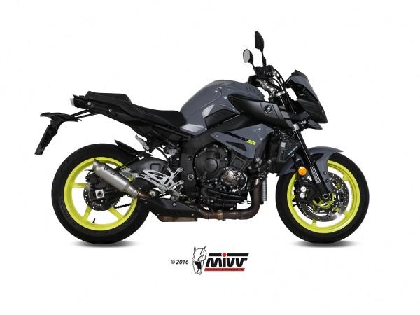 MT10 Auspuff Yamaha von MIVV