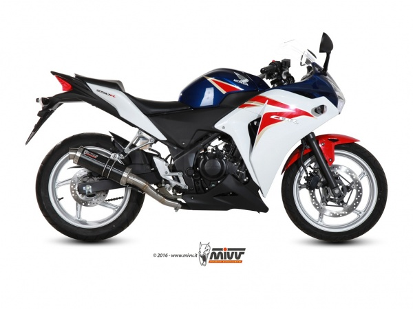 Honda CBR 250 R Auspuff mit ABE