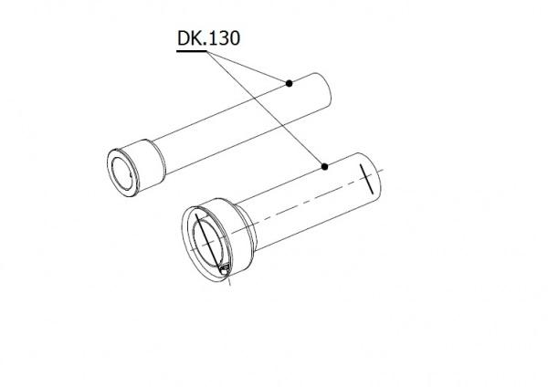 MIVV DB Killer DK.130 mit Einsatz