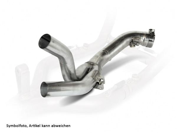 MIVV Honda Kat-Ersatzrohr CBR 500 R ab 2013