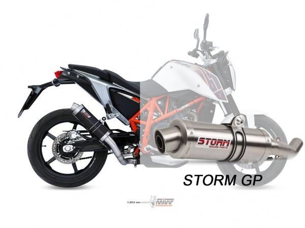 STORM GP KTM 690 DUKE Auspuff ab 2012